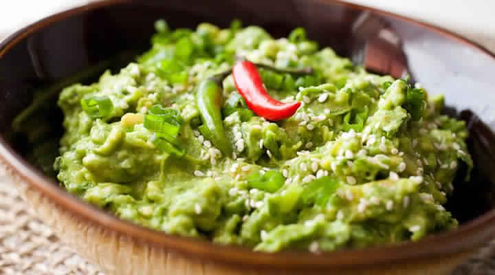 Quelle est l'origine du guacamole ?
