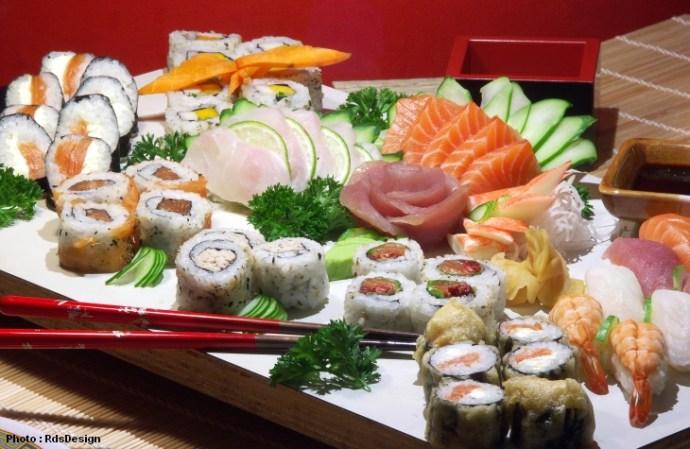 Le guide complet de la cuisine japonaise.