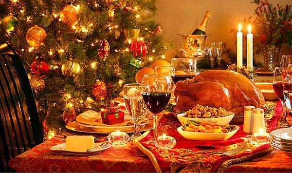 Que mangent les allemands à Noel ?