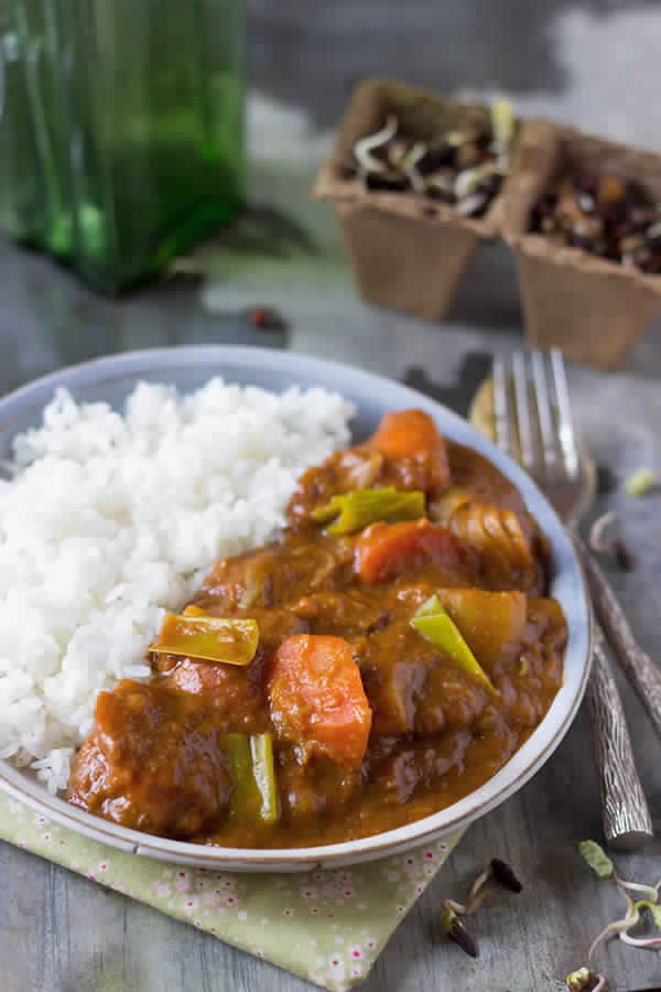 Recette riz au curry: comment le préparer à la japonaise?