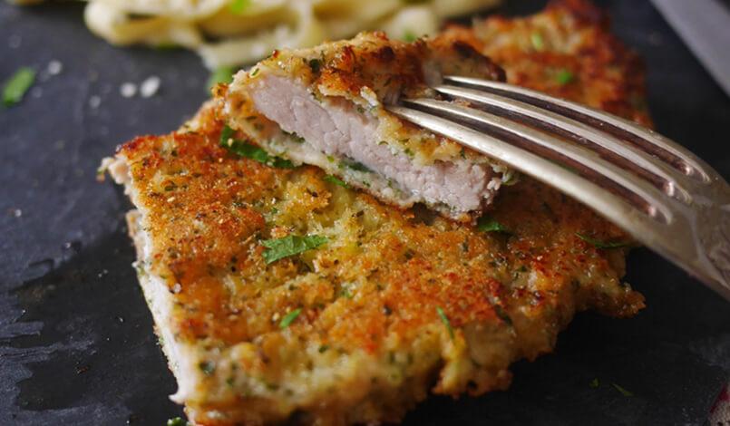 Quelle viande choisir pour une escalope à la milanaise?