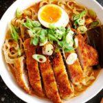 recette ramen poulet