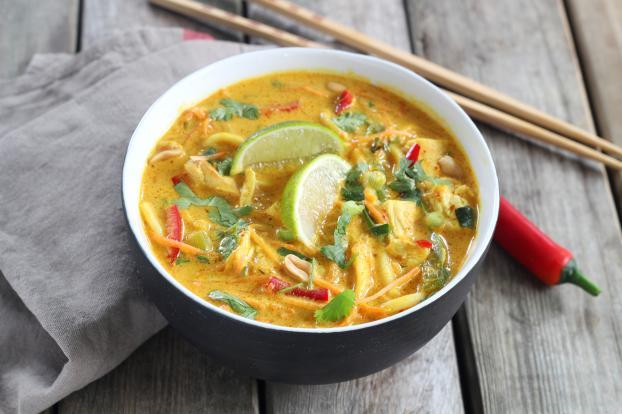Comment préparer des ramen au curry ?