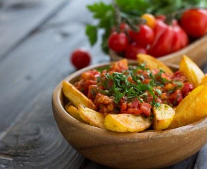 Comment faire cuire les pommes de terre des patatas bravas ?