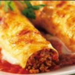 recette cannellonis viande