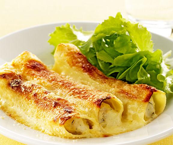 Comment préparer des cannelloni au poisson ?