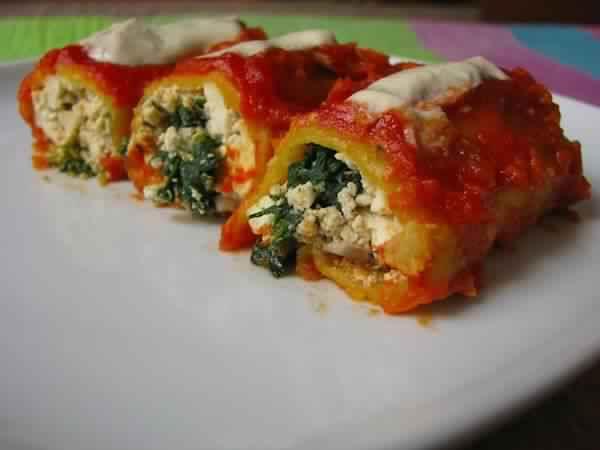 Quelle est l'origine des cannelloni ?