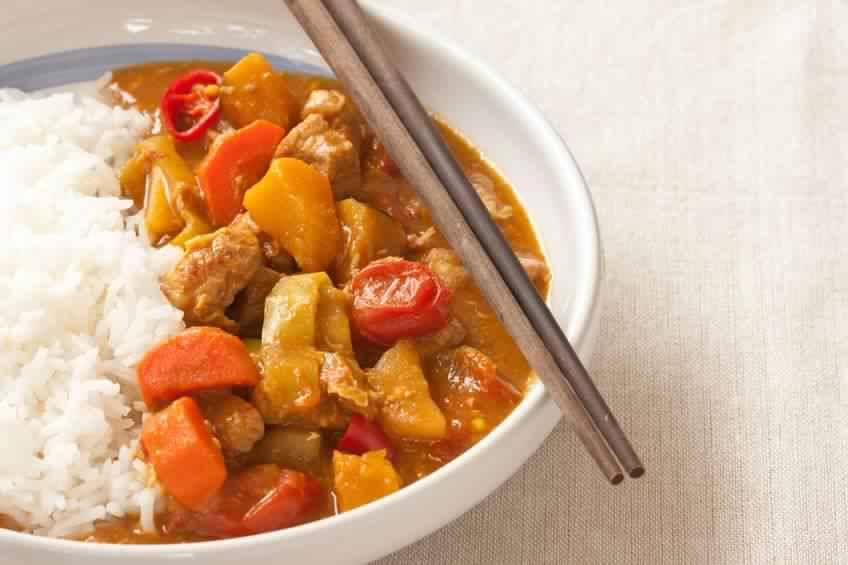 Quelles épices retrouve-t-on dans le curry japonais ?