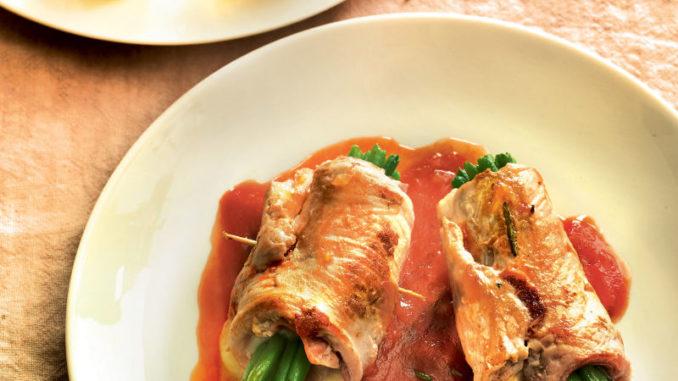 Recette involtini: comment préparer des involtini au veau?