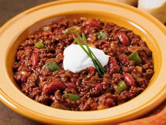 Quelle est la meilleure recette de chili con carne ?
