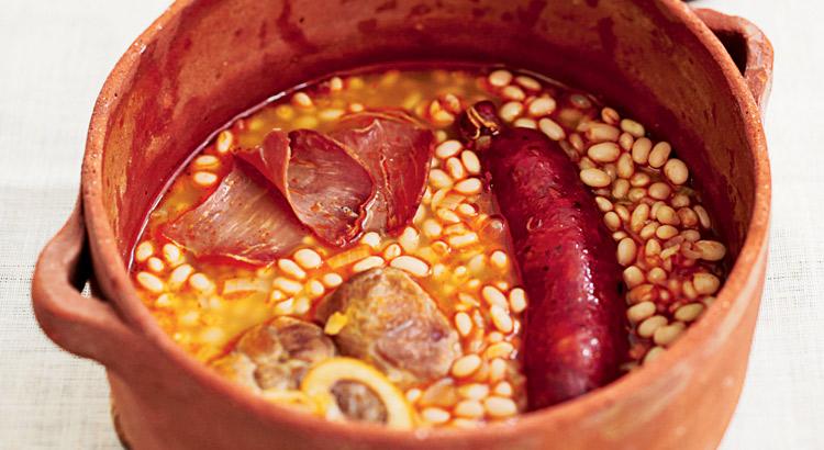 Comment préparer la recette fabada comme dans les Asturies.