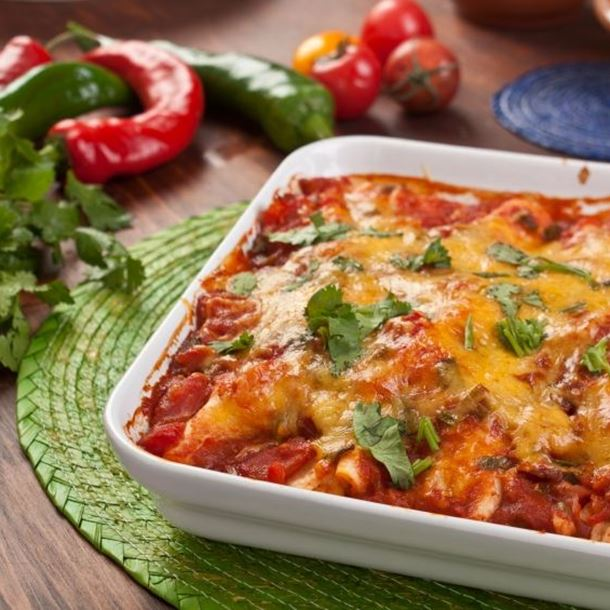 Comment préparer des enchiladas à la mexicaine ?