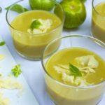 recette gaspacho vert