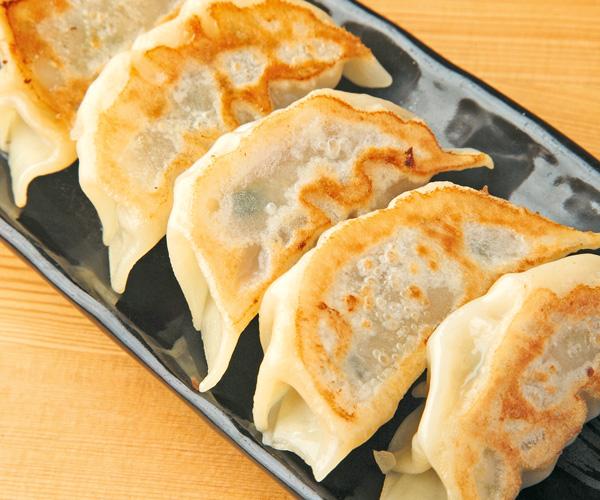 Comment cuire une ravioli japonaise ?