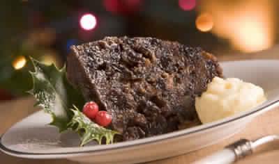 Que mangent les anglais à Noel ?