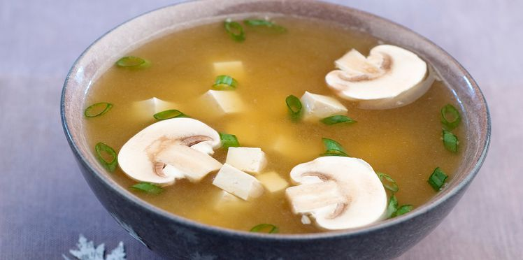 Quels sont les bienfaits de la soupe miso ?
