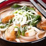 recette soupe udon boeuf