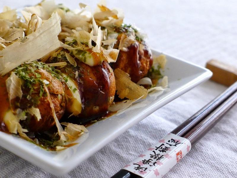 Comment préparer des takoyaki ?