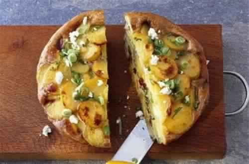 Comment réaliser une recette tortilla espagnole ?