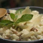 recette risotto champignon