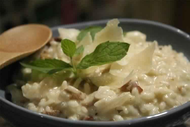 Quelles sont les origines du risotto ?