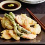 Comment réaliser une friture de crevettes à la japonaise ?