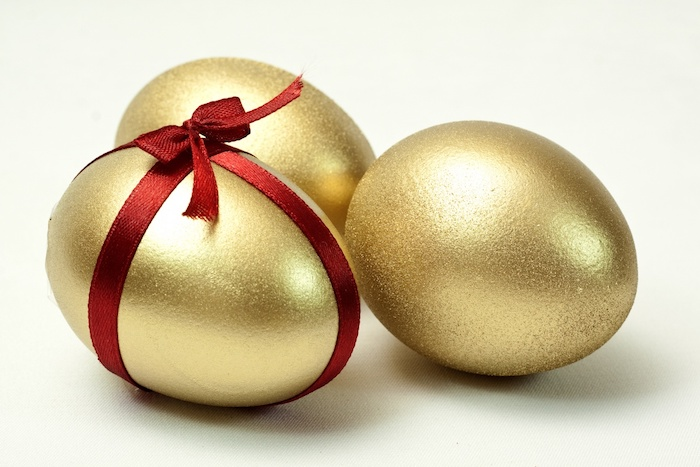Quelle est l'histoire derrière les œufs de Pâques?