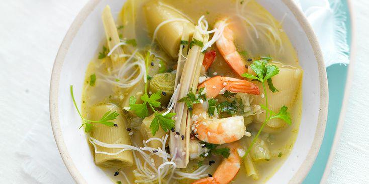 Comment réussir son bouillon thai aux crevettes ?