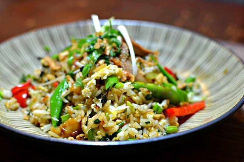 recette riz thai