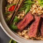 recette wok boeuf thai