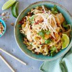 recette pad thai boeuf