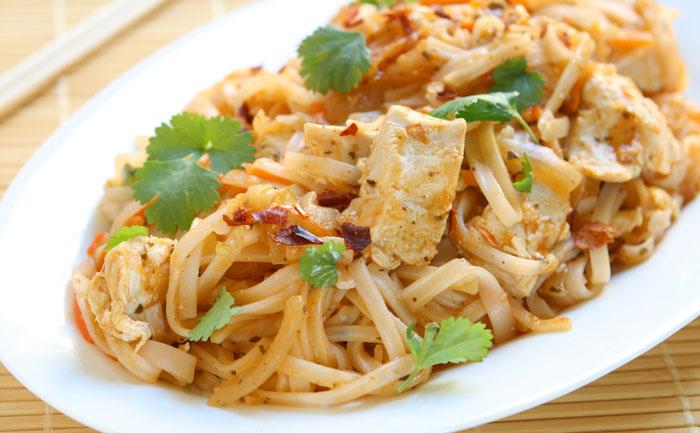 Quelles sont les meilleures recettes de pad thai ?
