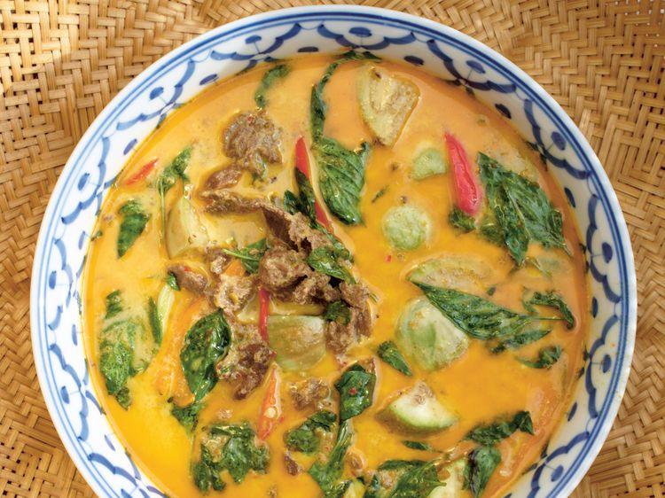 Quels sont les meilleurs plats thai ?