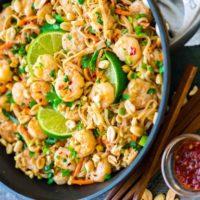 Comment réussir son wok de crevettes thai ?