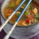 recette soupe khao soy
