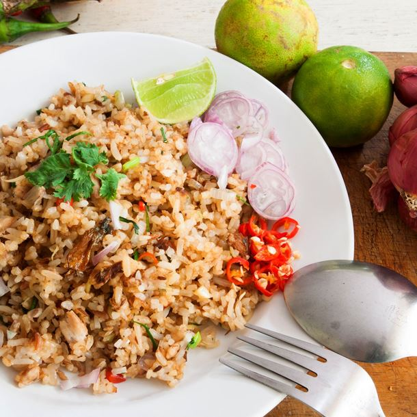 Comment faire cuire son riz à la thai ?