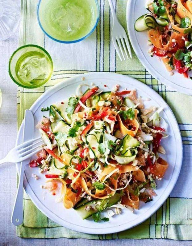 Quelle est la meilleure salade thailandaise ?