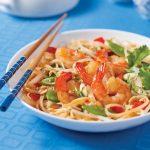 recette pad thai crevette